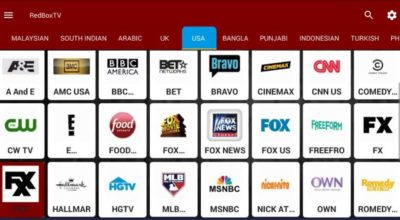 redbox TV for pc